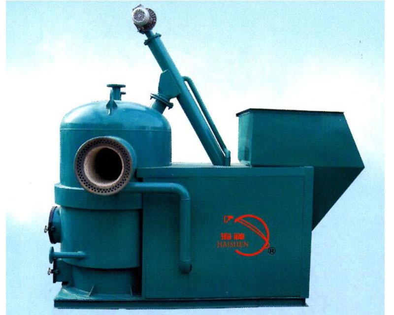 SWR型生物质燃烧机