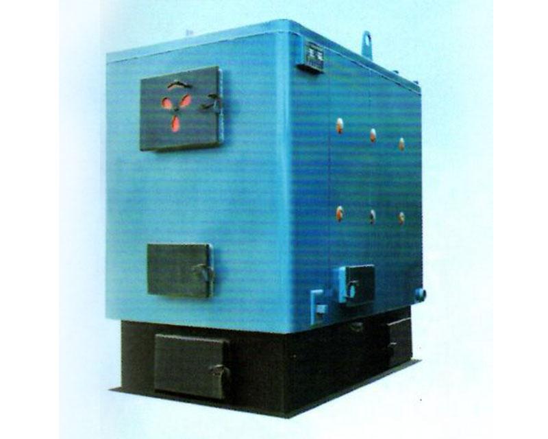 双层炉排逆燃式多回程常压环保锅炉