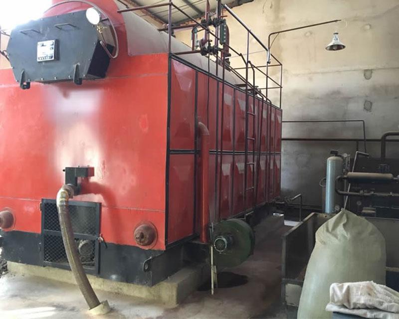 海城锅炉生物质系列